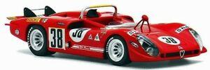 【送料無料】模型車 スポーツカー アルファロメオ#ルマンスケールモデルalfa romeo tipo 333 38 24h le mans 1970 true scale 143 tsm124311 model