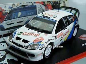 【送料無料】模型車 スポーツカー フォードフォーカスマーティンパークモンテカルロラリーカー#ford focus wrc martinpark 2004 143rd monte carlo rally car issue bxd k8967q~~