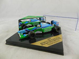 【送料無料】模型車 スポーツカー フォーミュラオニキスベネトンフォードマイケルシューマッハカーheritage formula 1 onyx 204 benetton ford b194 micheal schumacher car 5