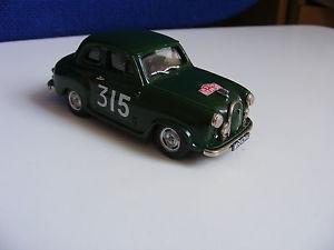 【送料無料】模型車 スポーツカー オースティンモンテカルロラリーホワイトメタルモデルボックスaustin a35 monte carlo rally sprinzelcave 1958 143 white metal model boxed
