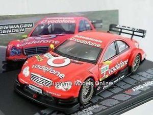 【送料無料】模型車 スポーツカー メルセデスモデルカーベルントシュナイダーツーリングネットワークamg mercedes cklasse model car bernd schneider touring 143 red ixo altaya r01