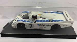 【送料無料】模型車 スポーツカー ポルシェ962c ルマン19907 blaupunktヨースト143モデルporsche 962c 7 blaupunkt joest racing le mans 1990 scale 143 model