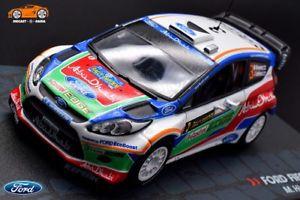 【送料無料】模型車 スポーツカー フォードフィエスタラリーカーブランドford fiesta rs wrc 2011 rally car 143 brand