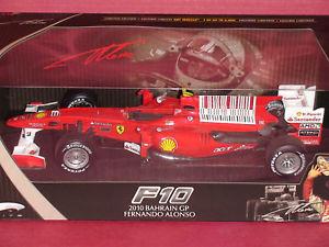 【送料無料】模型車 スポーツカー 118hotwheelsエリートt6257アロンソフェラーリf2010バーレーンgp118 hotwheels elite t6257 alonso ferrari f2010 bahrain gp limited edition