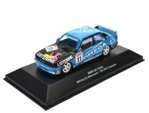 【送料無料】模型車 スポーツカー ツーリングカーbmw m3 e30 will hoy 1991 touring car