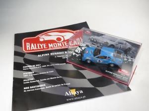 【送料無料】模型車 スポーツカー 143ダイカストalpine renault a310ラリーモンテカルロtherier1975altayabooklet143 diecast alpine renault a310 rallye monte carlo thrier 1975