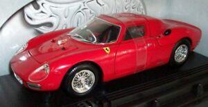 【送料無料】模型車 スポーツカー ホットホイールスケールフェラーリhot wheels 118 scale 23914 ferrari 250 lm red