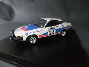【送料無料】模型車 スポーツカー スケールラリー#trofeu 143 scale triumph tr7 rac rally 1976 b culchethj syer 2002