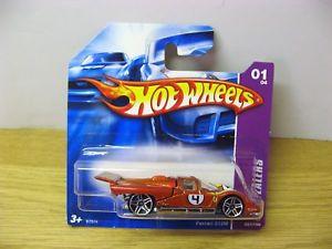 【送料無料】模型車 スポーツカー ホットホイールフェラーリカードミント#hot wheels 2006 ferrari 512m revealers 0104 mint on short card red 4