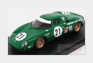 【送料無料】模型車 スポーツカー フェラーリデビッドパイパーレーシングルマンferrari 250lm 33l v12 david piper racing le mans 1968 looksmart 143 lslm042 mo
