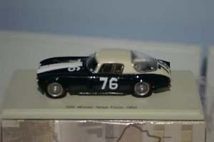 【送料無料】模型車 スポーツカー スパークランチアタルガフローリオspark lancia d20 winner targa florio 1953 umaglioli resin 143 43tf53