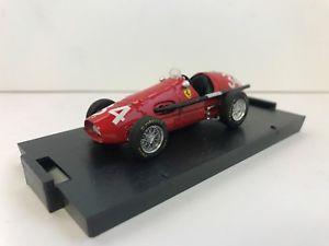 【送料無料】模型車 スポーツカー モデルフェラーリアルベルトアスカリbrumm models 143 r35 ferrari 500 f2 1952 alberto ascari