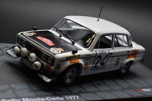 【送料無料】模型車 スポーツカー シートラリーカーブランドseat 1430 1800 especial 1977 rally car 143 brand