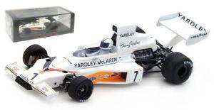 【送料無料】模型車 スポーツカー スパークマクラーレン#スウェーデングランプリデニーヒュームスケールspark s5392 mclaren m23 7 winner sweden gp 1973 denny hulme 143 scale