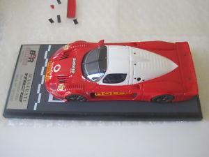 【送料無料】模型車 スポーツカー マセラティマセラティロッシミサノテストbbr 143 maserati mc12 v rossi misano test 2006 ex17