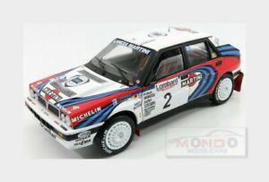 【送料無料】模型車 スポーツカー ランチアデルタマティーニ#ラリーロンバードサンスターlancia delta hf martini 2 winner rally rac lombard 1991 sunstar 118 ss3120 mod