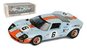 【送料無料】模型車 スポーツカー スパークフォード#ルマンイクスオリバースケール