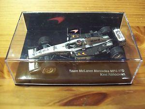 【送料無料】模型車 スポーツカー マクラーレンメルセデスキミライコネンチームエディション143 mclaren mercedes mp417d 2003 kimi raikkonen team edition