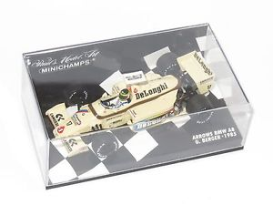 【送料無料】模型車 スポーツカー シーズンゲルハルトベルガー143 arrows bmw a8 delonghi  season 1985 gerhard berger