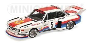 【送料無料】模型車 スポーツカー モデルbmw 35 csl sepp manhalter winner havirov international 1977 118 model