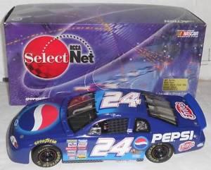 【送料無料】模型車 スポーツカー 1999jeff gordon24 pepsi 124 rcca selectnet elite1999 jeff gordon 24 pepsi 124 rcca selectnet elite