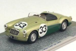 【送料無料】模型車 スポーツカー ルマン#テッドルンドコリンボックススケールミントmga 1959 le mans 33 ted lund colin escott 143 scale bizarre mint in box
