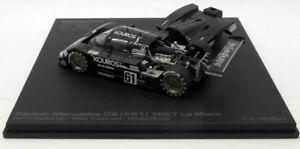 【送料無料】模型車 スポーツカー レーシングスケールモデルザウバーメルセデス#ルマンhpi racing 143 scale metal model 8053 sauber mercedes c9 61 le mans 1987