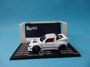 【送料無料】模型車 スポーツカー ランチアマティーニラリープレゼンテーションlancia ecv2 gr smartinirally presentation 1988rare 143 bizarre bz522