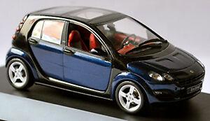 【送料無料】模型車 スポーツカー forfour w 454 200406ジャックブラックスター143schuco