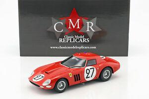 【送料無料】模型車 スポーツカー フェラーリ250 gto 6427924hlemans 1964 tavanoグロースマン118 cmrferrari 250 gto 64 27 9th 24h lemans 1964 tavano, grossmann 118 cmr