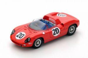 【送料無料】模型車 スポーツカー フェラーリルマンferrari 275p 20 winner lemans 1964 j regulateurn vaccarella