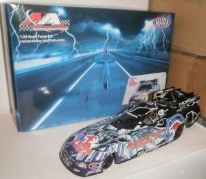 【送料無料】模型車 スポーツカー nhra124 whit bazemore 2006 matco tools dodge charger11,920serial528nhra124 whit bazemore 2006 matco tools dodge charger 11