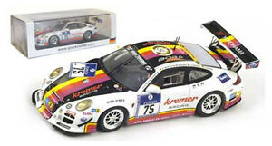 【送料無料】模型車 スポーツカー スパークsg093ポルシェ997gt3カップ75242013nurburgring143spark sg093 porsche 997 gt3 cup 75 24 hours of nrburgring 2013 143 scale