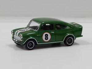 【送料無料】模型車 スポーツカー 143ミニローリースチュアートブライアンフォーリー8モデルカーnabroadspeed143 broadspeed mini laurie stewartbrian foley 8 revolution model cars na