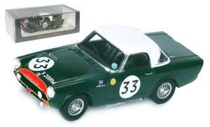 【送料無料】模型車 スポーツカー scale スパークサンビームアルパイン#ルマンハーパースケールspark s4765 1963 talbot sunbeam alpine harperprocter 33 le mans 1963 harperprocter 143 scale, Zeal Market:c2e94403 --- sunward.msk.ru