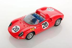 【送料無料】模型車 スポーツカー フェラーリ#ルマンlslm050 looksmart 143 ferrari 275p 20 winner le mans 1964 guichetvaccarella