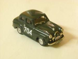【送料無料】模型車 スポーツカー オースティンa35セストリエーレモンテカルロラリー1959 143rdkraustin a35 sestriere or monte carlo rally 1959 143rd scale kamp;r replicas