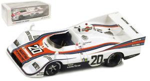 【送料無料】模型車 スポーツカー スパークポルシェ#ルマンイクスヴァンスケール