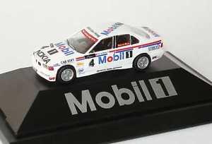 【送料無料】模型車 スポーツカー モーターモービル187 bmw 3er 320i e36 dsc carly motors mobil 1 wout van reenen de small herpa
