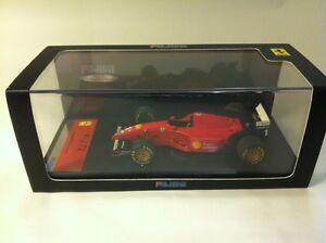 【送料無料】模型車 スポーツカー フェラーリミハエルシューマッハテストボックスfujimi resin tsm11fj011 ferrari 412 t2 f1 michael schumacher test car boxed