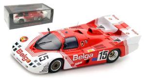 【送料無料】模型車 スポーツカー スパークs5507ポルシェ936cベルガルマン1983 マーティンduezマーティン143spark s5507 porsche 936 c belga le mans 1983 martinduezmartin 143 scale