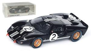 【送料無料】模型車 スポーツカー スパーク43lm66フォードmk22ルマン1966マクラレンアモン143spark 43lm66 ford mk2 2 le mans winner 1966 mclarenamon 143 scale