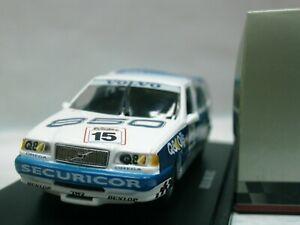 【送料無料】模型車 スポーツカー ワウボルボエステート#ライデルwow extremely rare volvo 850 estate 15 rydell btcc 1994 143 motorarthpi