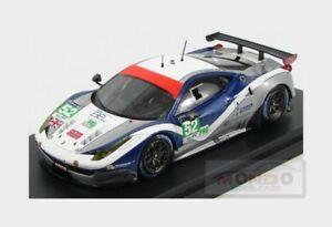 【送料無料】模型車 スポーツカー フェラーリ458イタリアgt2 45l v8 ramルマン2014 looksmart 143 lslm012 moferrari 458 italia gt2 45l v8 ram is racing le mans 2014 looksma