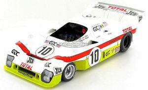 【送料無料】模型車 スポーツカー ミラージュフォードコスワースラフォスルマンmirage gr8 ford cosworth migault lafosse le mans 1976 118 18s014