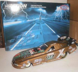 【送料無料】模型車 スポーツカー ジョンカーボンファイバームスタングnhra john force 2006 castrol gtx carbon fiber mustang 12,004
