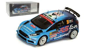 【送料無料】模型車 スポーツカー スパークs4965フィエスタr5 evomスポーツモンテカルロ2016 elfynエヴァンス143spark s4965 fiesta r5 evo msport monte carlo 2016 elfyn evans 143 scale
