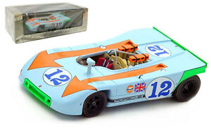 【送料無料】模型車 スポーツカー スパーク43tf70ポルシェ9083targaフロリオ1970siffertアメリカインディアン143spark 43tf70 porsche 9083 winner targa florio 1970 siffertredman 143 s