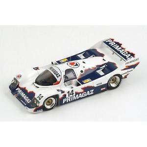 【送料無料】模型車 スポーツカー ポルシェチームルマン#143 porsche 962 c team salamin primagaz le mans 24 hrs 1991 14
