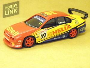 【送料無料】模型車 スポーツカー 143 steven johnson shell helix2001signature series touring ca carlectables 43143 steven johnson shell helix 2001 signature
